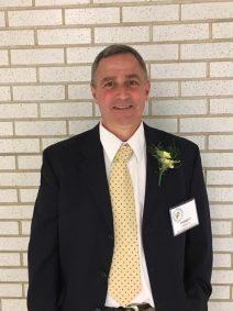 2018 Alumni of the Year: Everett Baroni