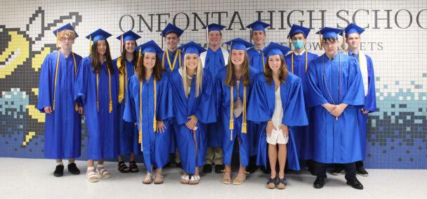 2021 OHS Alumni Scholarship Winners!